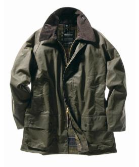 Barbour Classic Beaufort Jacket Olive-37