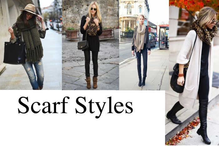 scarf styles